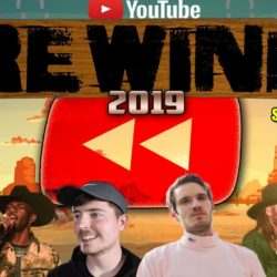 YouTube Rewind 2019: Os Vídeos mais vistos do Youtube