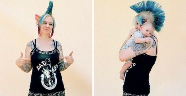 Celia Sanchez retrata mães modernas através de projeto de fotografia