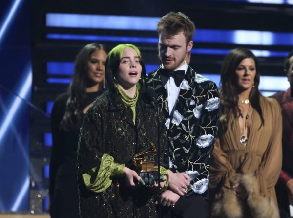 Confira os vencedores do Grammy 2020 com destaque para Billie Eilish 6