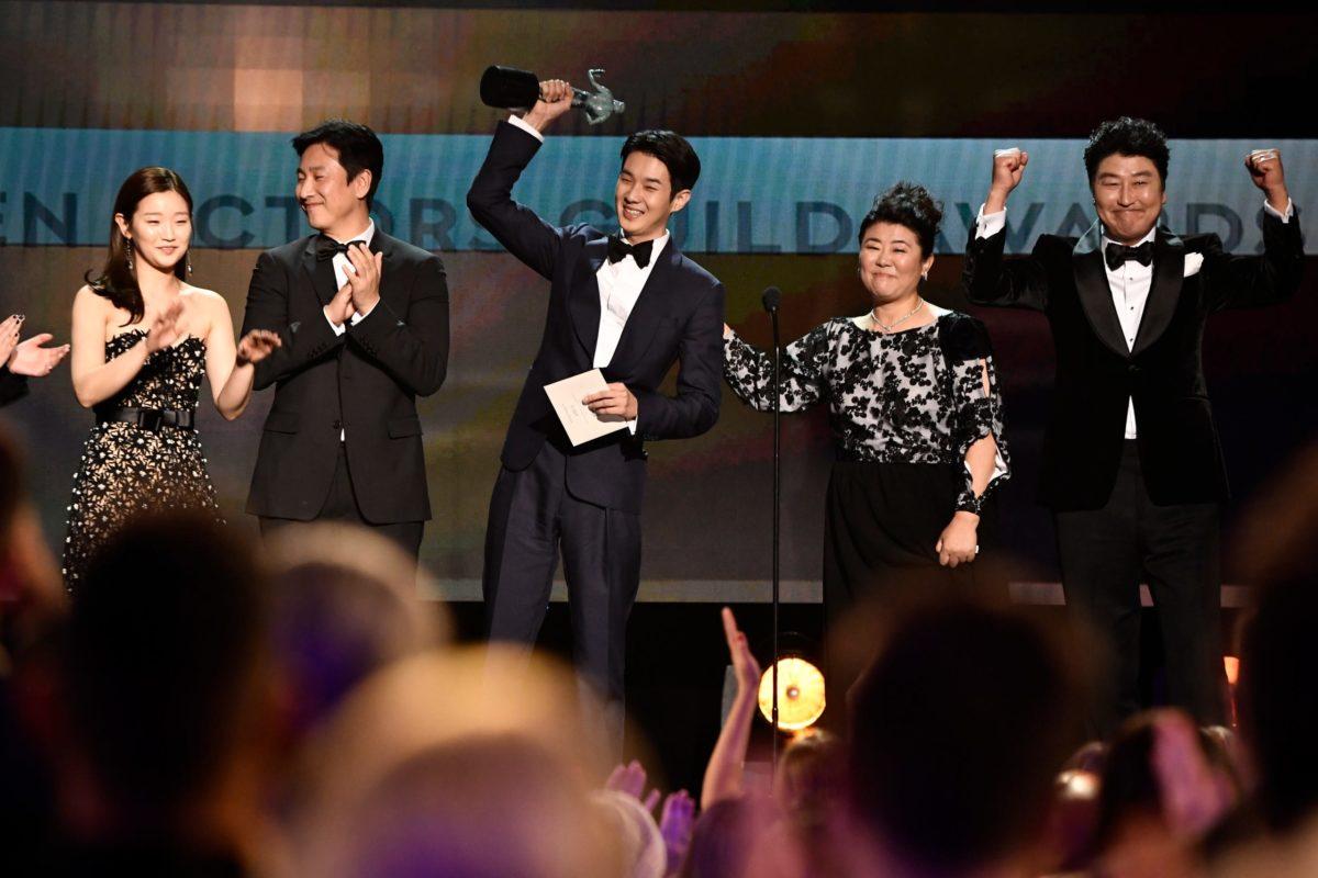 Confira os vencedores do SAG Awards 2020 o termômetro do Oscar