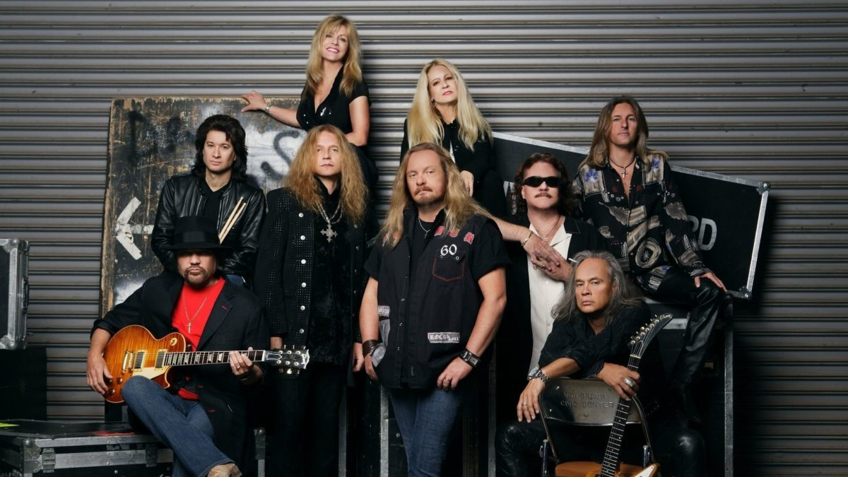 "Lynyrd Skynyrd no Brasil Aparição pública de James Hetfield e Five Finger Death Punch lança ""Full Circle"" 6"