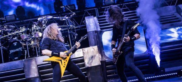 Megadeth anuncia retorno aos palcos; Jethro Tull tocará no Brasil em 2020