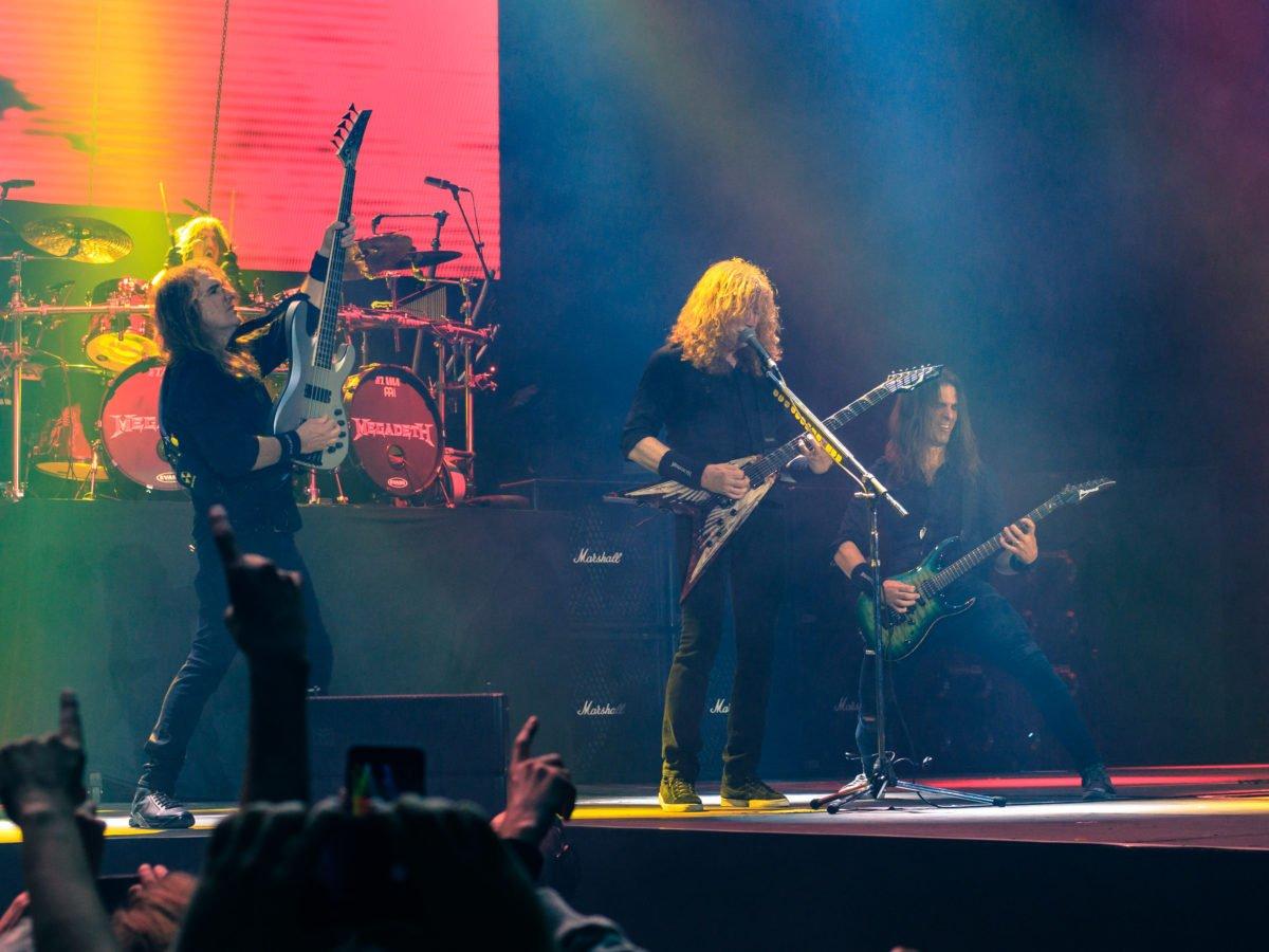 Megadeth anuncia retorno aos palcos Jethro Tull tocará no Brasil em 2020 3