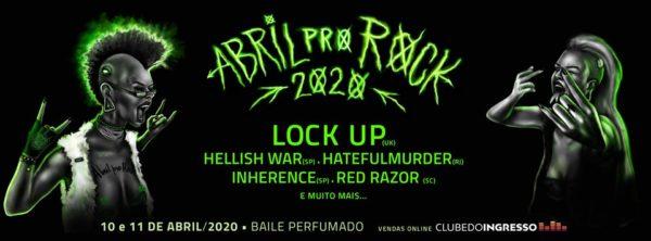 Programação do Abril pro Rock 2020 é marcada por bandas nacionais e luta feminista