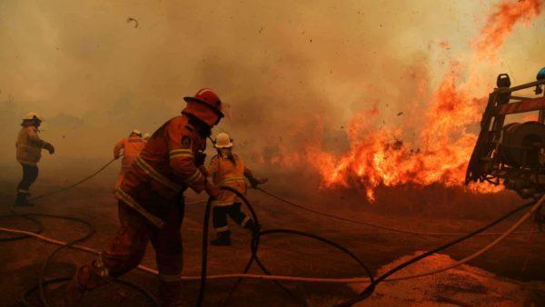 Queen e Alice Cooper juntos na causa do incêndio na Austrália 2