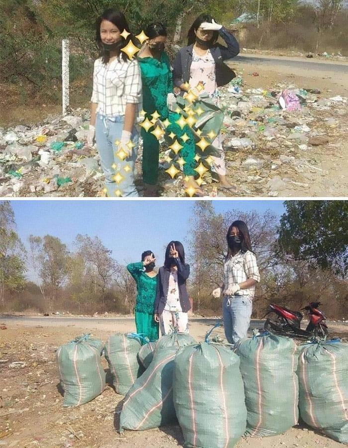 desafio do lixo 4