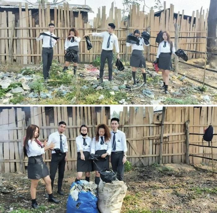 desafio do lixo 5