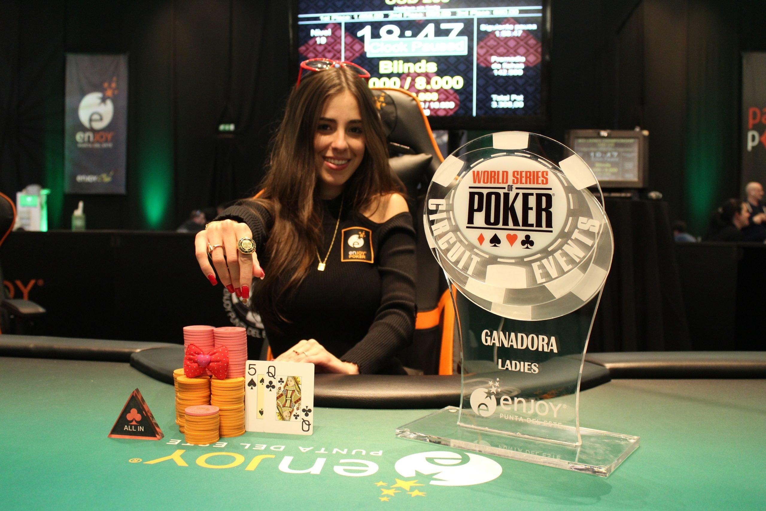 laurinha cintra poker wsop