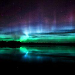 Hallgrimur P. Helgason: fotógrafo capturou a imagem de uma fênix na aurora boreal