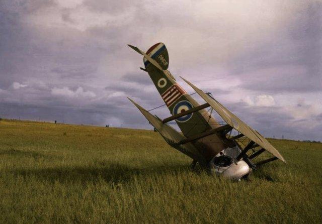 Fotos coloridas da Primeira Guerra Mundial 11