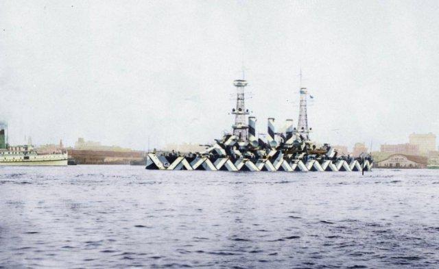 Fotos coloridas da Primeira Guerra Mundial 14