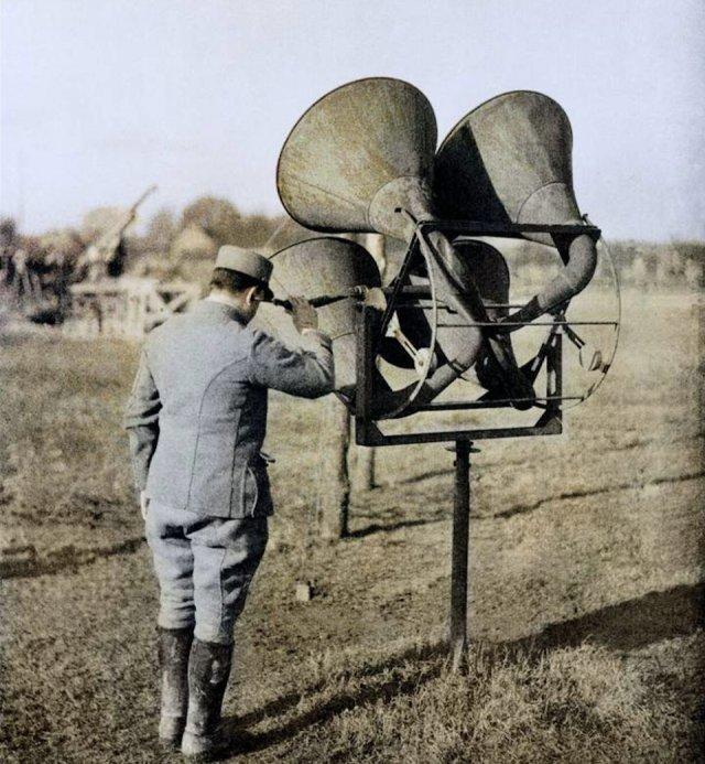 Fotos coloridas da Primeira Guerra Mundial 28