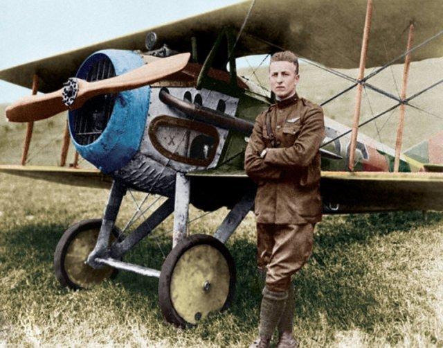 Fotos coloridas da Primeira Guerra Mundial 49