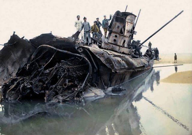 Fotos coloridas da Primeira Guerra Mundial 9
