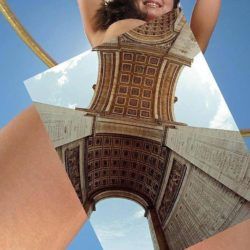 O que acontece quando a arquitetura se encontra com o corpo feminino