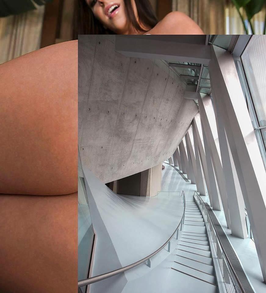 auando a arquitetura se encontra com o corpo feminino 12