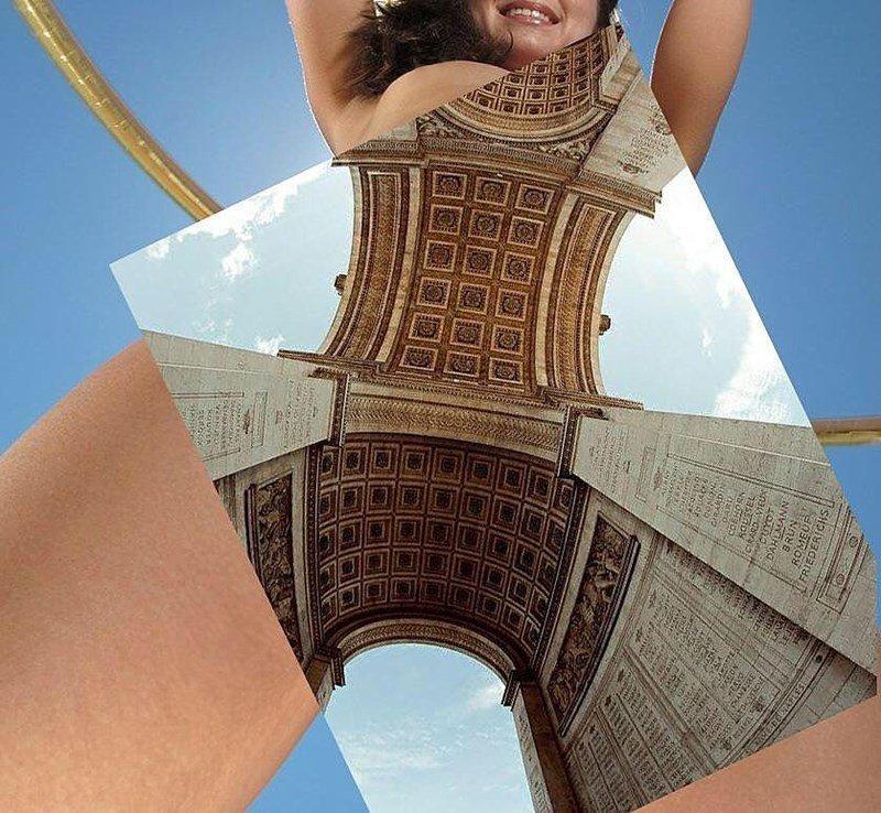 auando a arquitetura se encontra com o corpo feminino 15