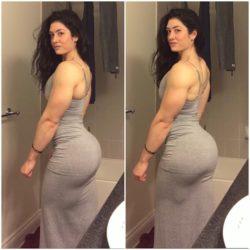 [Instagram da Semana] Natasha Aughey: a beleza na força dos músculos e porquê seguir o ícone do mundo fitness