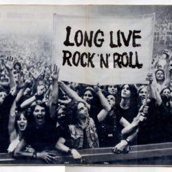 O rock'n'roll utilizado como arma de protesto ao longo dos anos