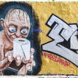 Grafites sobre o Coronavírus: confira algumas das artes mais incríveis pelo mundo