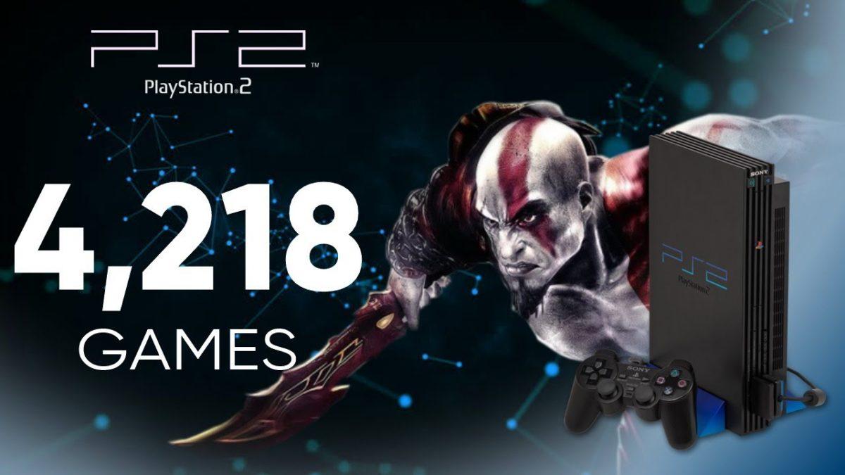 Jogos de PlayStation 2: confira vídeo nostálgico que reúne 4218 jogos do sucessor do PlayStation