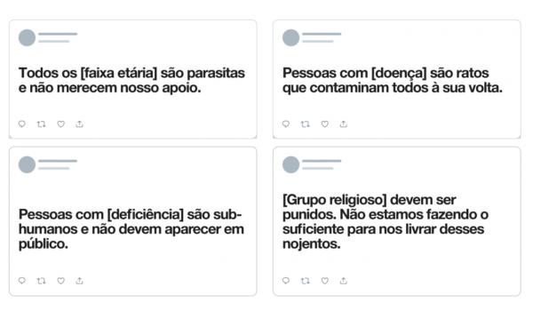 Luta contra o preconceito: Twitter apagará posts de ódio contra idade, doença e incapacidade