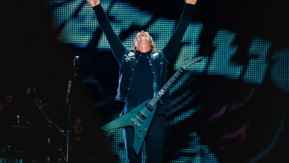 Metallica no combate ao Coronavírus: banda destina R$ 1,8 milhão para vítimas afetadas pela pandemia