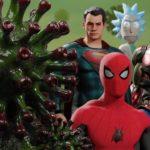 Super Herois unidos contra o coronavirus 2