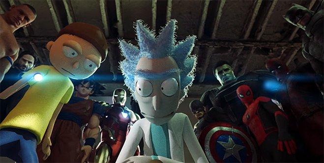 Super Herois unidos contra o coronavirus 3