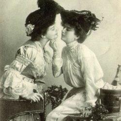 Vintage Lesbian: perfil no Pinterest reúne fotografias e ilustrações da cultura lésbica do passado