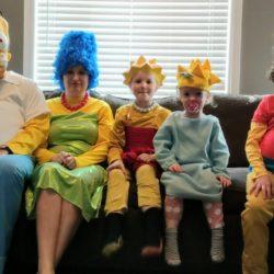 Isolamento social: família recria a abertura de Os Simpsons e aproveita quarentena em grande estilo