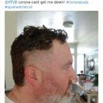 Essas pessoas resolveram cortar o próprio cabelo na quarentena e muito provavelmente se arrependeram logo depois 14