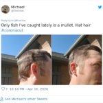 Essas pessoas resolveram cortar o próprio cabelo na quarentena e muito provavelmente se arrependeram logo depois 17
