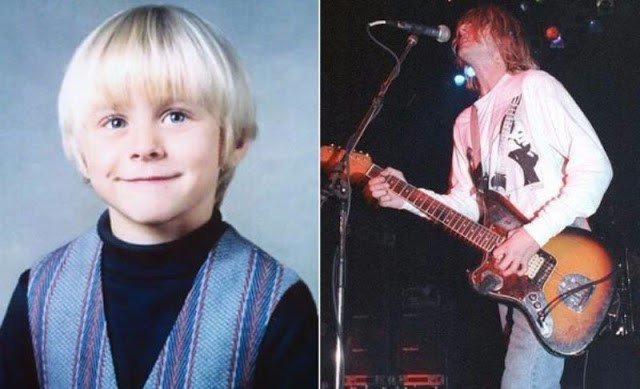 Mini estrelas do rock confira o antes e o depois de alguns dos artistas mais notáveis da cena 60