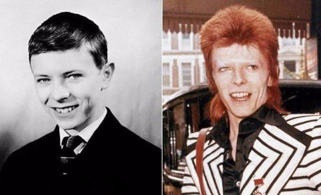 Mini estrelas do rock confira o antes e o depois de alguns dos artistas mais notáveis da cena 61