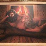 Thrift Store Art projeto no Instagram reúne imagens e ilustrações bizarras