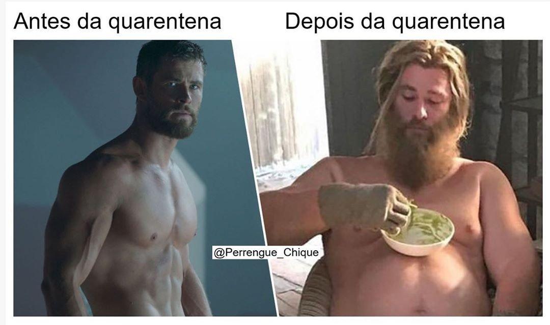 memes da quarentena 17