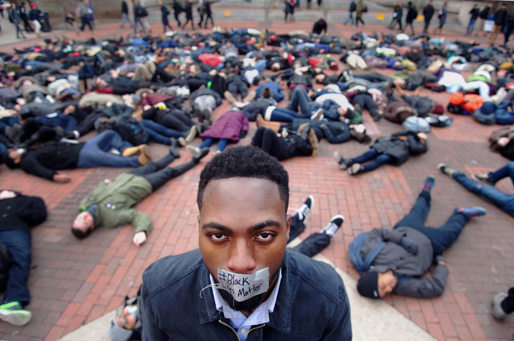 Movimento BlackLivesMatter VidasNegrasImportam 2