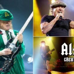 Nova música do AC/DC: Inteligência artificial cria Great Balls, inspirada em faixas da banda
