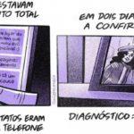 Taíssa Maia artista faz ilustrações emocionantes sobre a morte da avó por covid 19 50