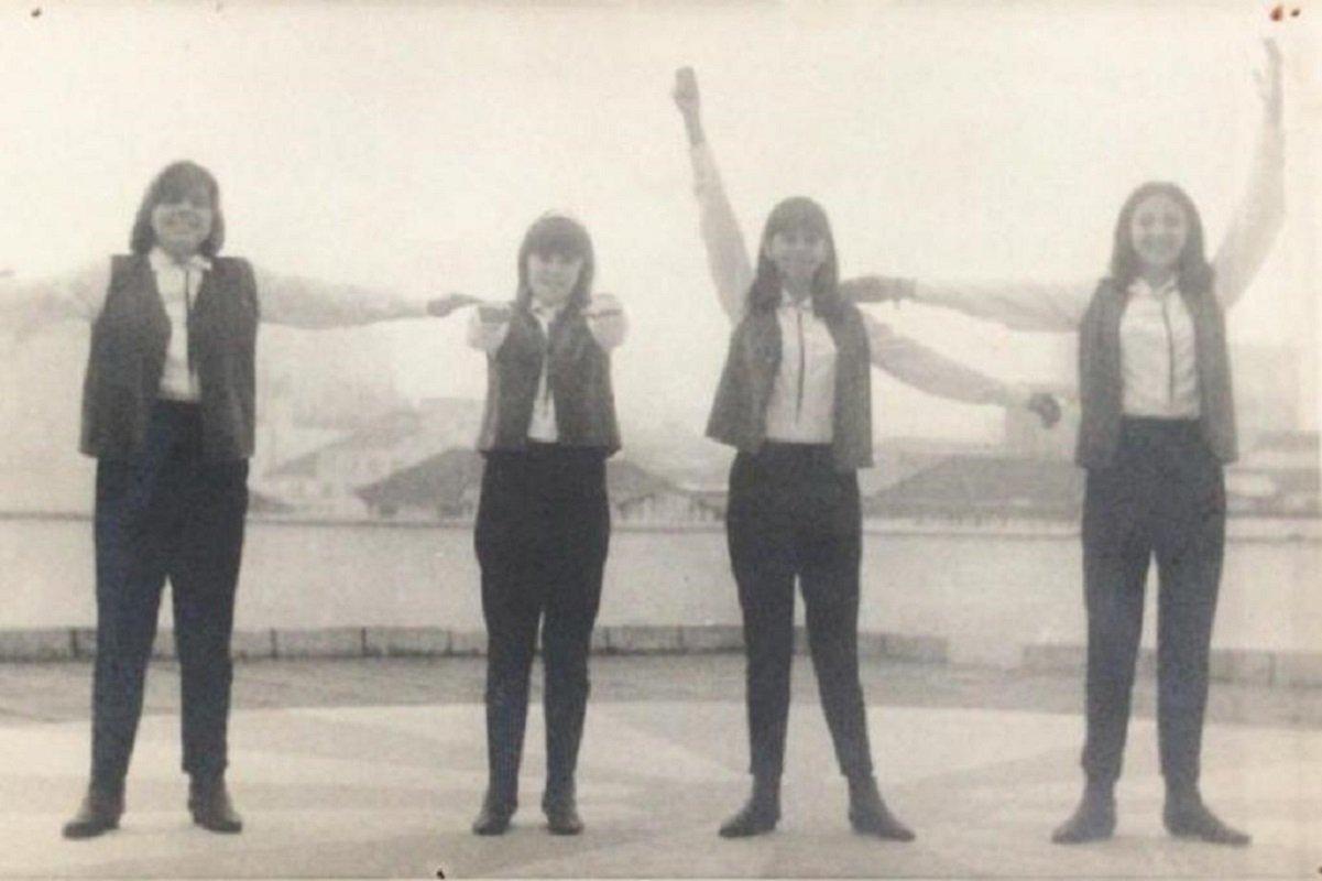 Conheca a banda As Andorinhas precursora do rock de Porto Alegre formada so por mulheres