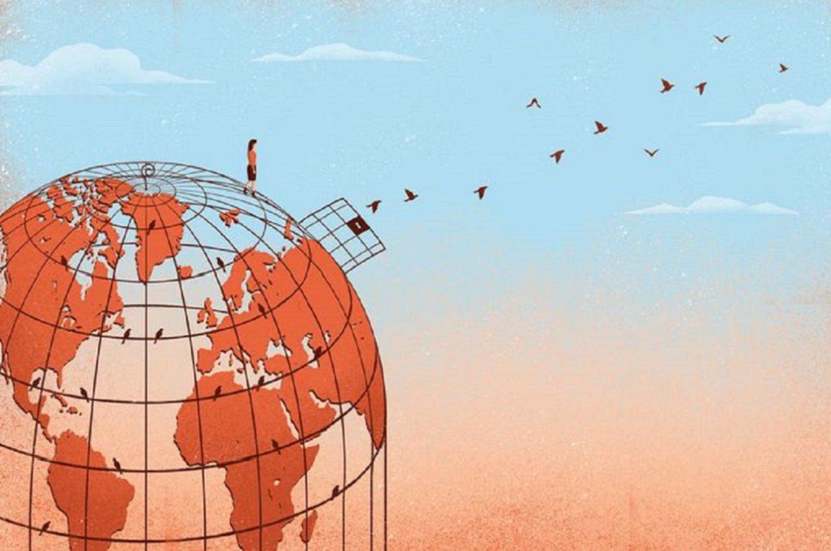 Davide Bonazzi artista cria caricaturas da realidade e nos faz refletir sobre varios aspectos da vida 11
