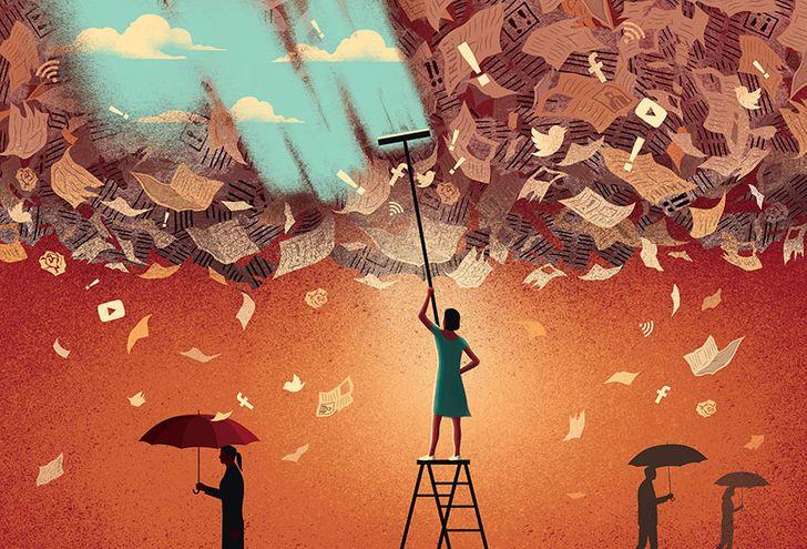 Davide Bonazzi artista cria caricaturas da realidade e nos faz refletir sobre varios aspectos da vida 19