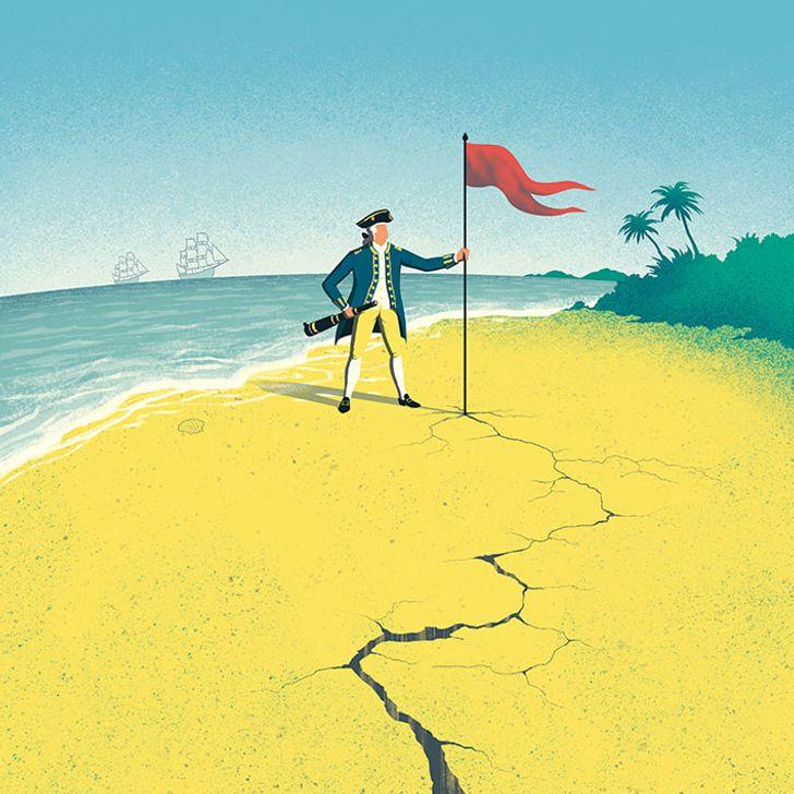 Davide Bonazzi artista cria caricaturas da realidade e nos faz refletir sobre varios aspectos da vida 6