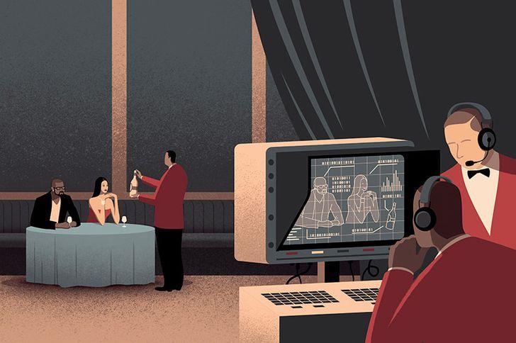 Davide Bonazzi artista cria caricaturas da realidade e nos faz refletir sobre varios aspectos da vida 7