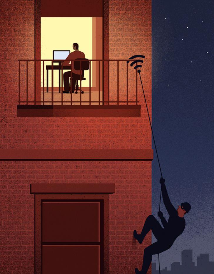 Davide Bonazzi artista cria caricaturas da realidade e nos faz refletir sobre varios aspectos da vida 8