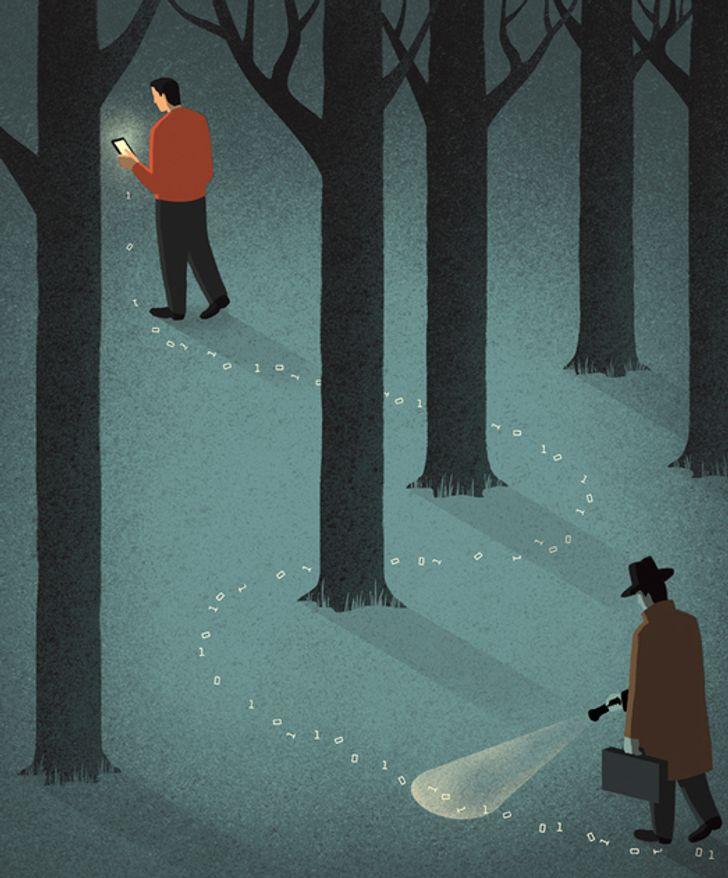Davide Bonazzi artista cria caricaturas da realidade e nos faz refletir sobre varios aspectos da vida 9