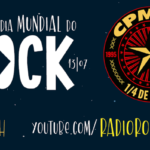 Dia mundial do Rock virtual confira horarios de lives de Raimundos na LivePlanetaBrasil e e CPM 22 na Radio Rock 3