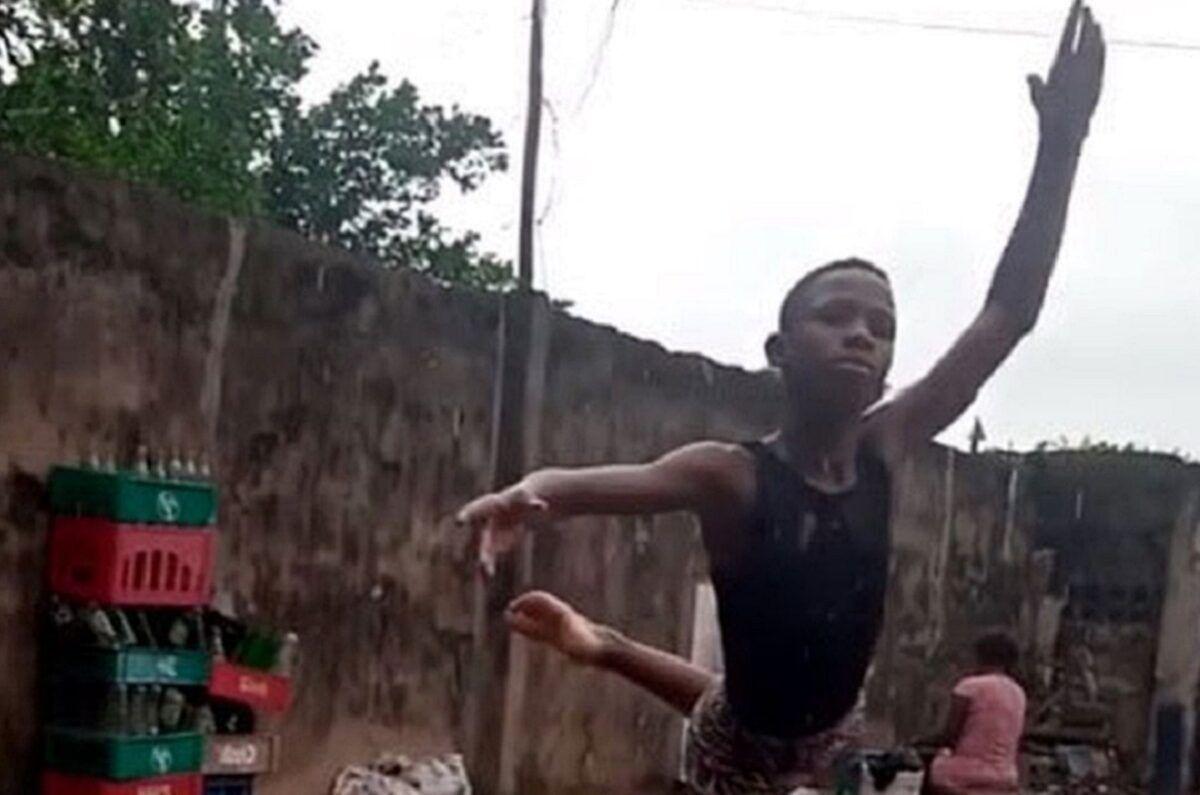 Anthony Mmesoma Madu video de bailarino nigeriano de 11 anos se torna viral e o ajuda a ganhar bolsa de estudos internacional 1