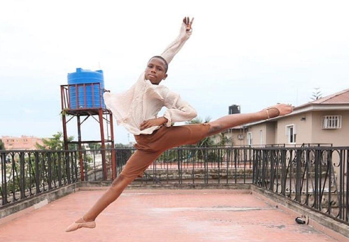 Anthony Mmesoma Madu video de bailarino nigeriano de 11 anos se torna viral e o ajuda a ganhar bolsa de estudos internacional 3